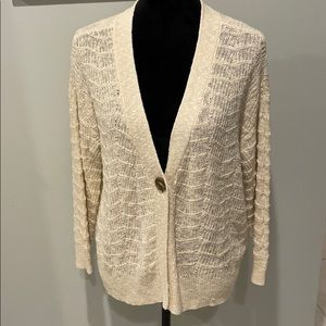 Vince Camuto Knit Cardigan Sweater